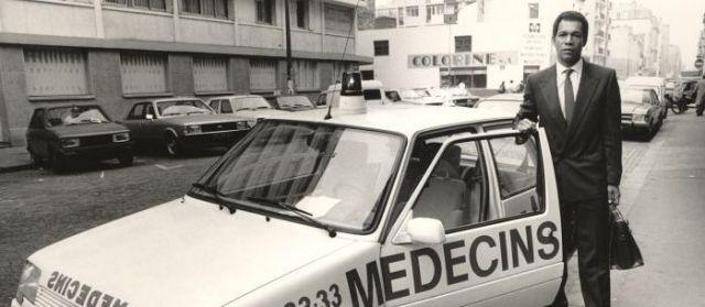 "Greg Germain dans ""Médecin de nuit"" 1978"